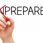 Mistake #6 • • Not Preparing Your Home